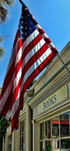E Shafer Bookstore in Savannah, Georgia